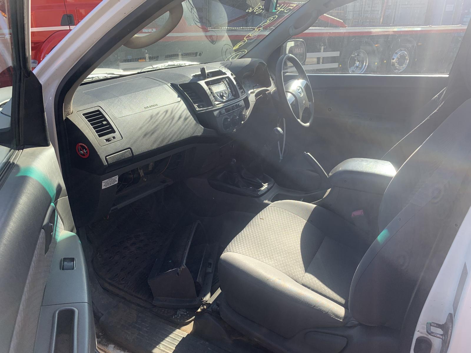 View TOYOTA HILUX 2012 2 Door Pickup