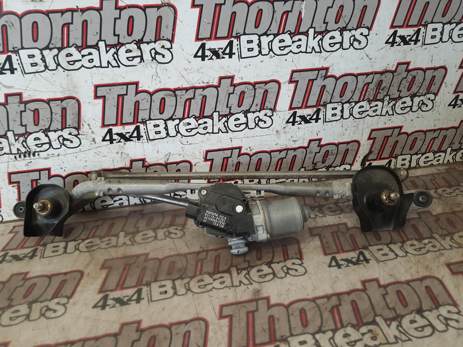 View Auto part Wiper Motor Front TOYOTA HILUX 2016
