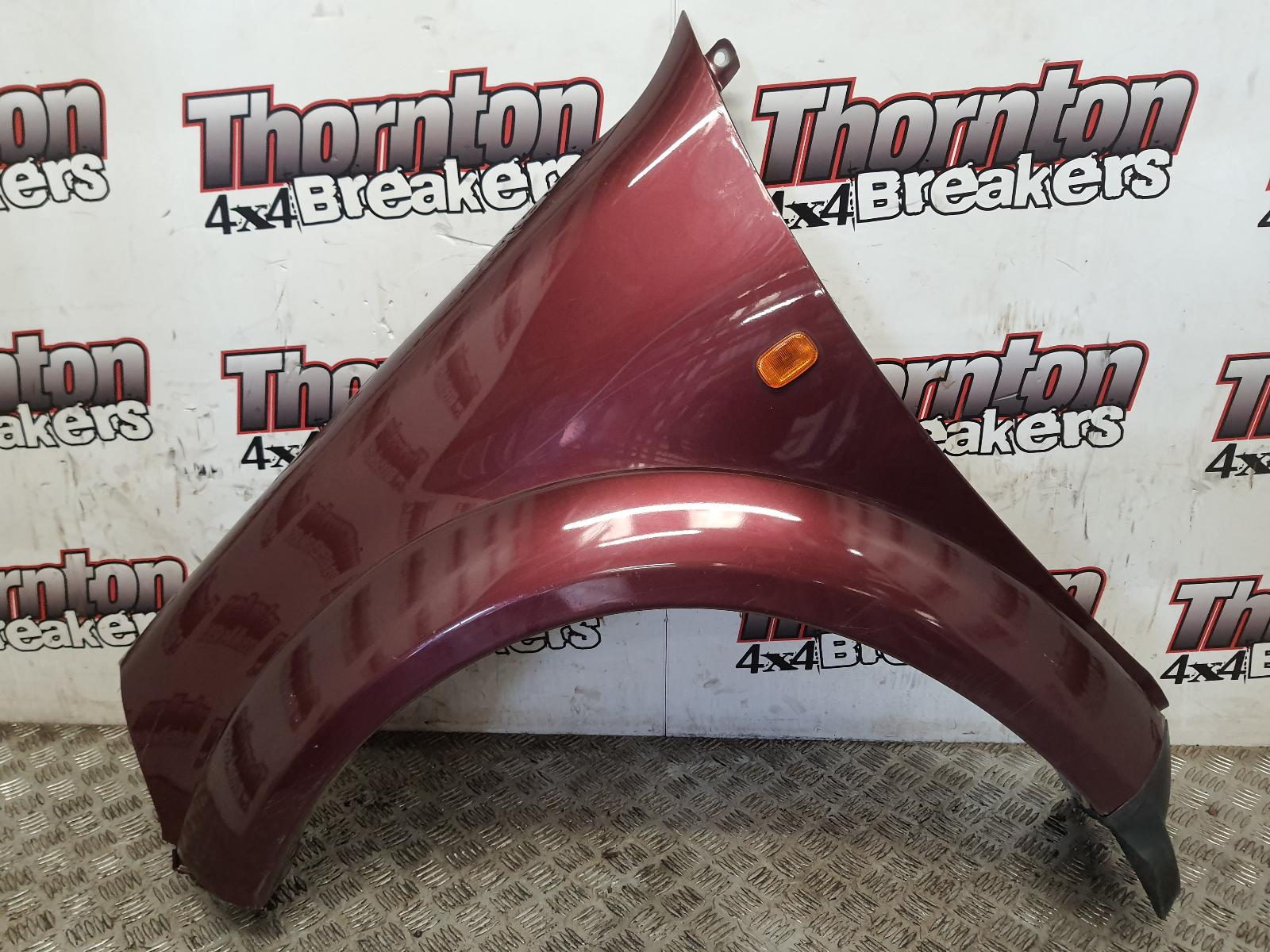 View Auto part L Wing GREAT WALL MOTORS STEED 2013