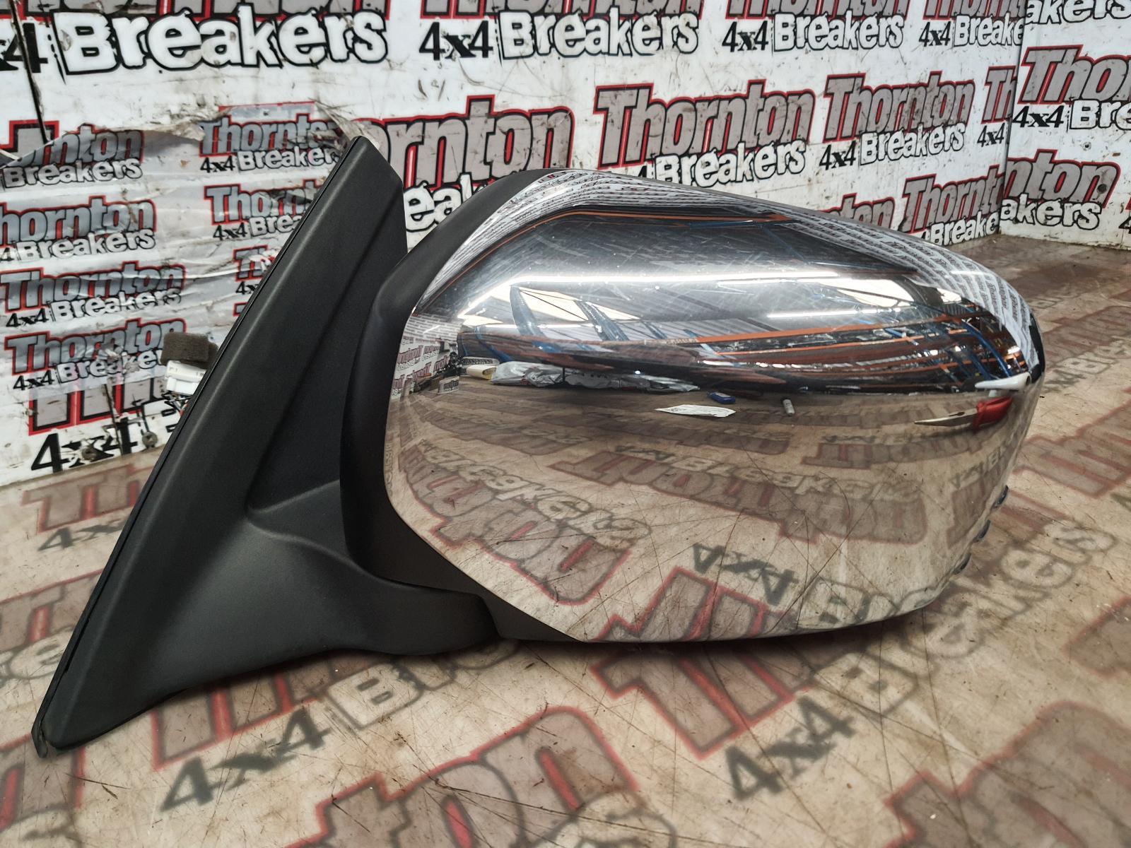 View Auto part L Door Mirror MITSUBISHI L200 2011