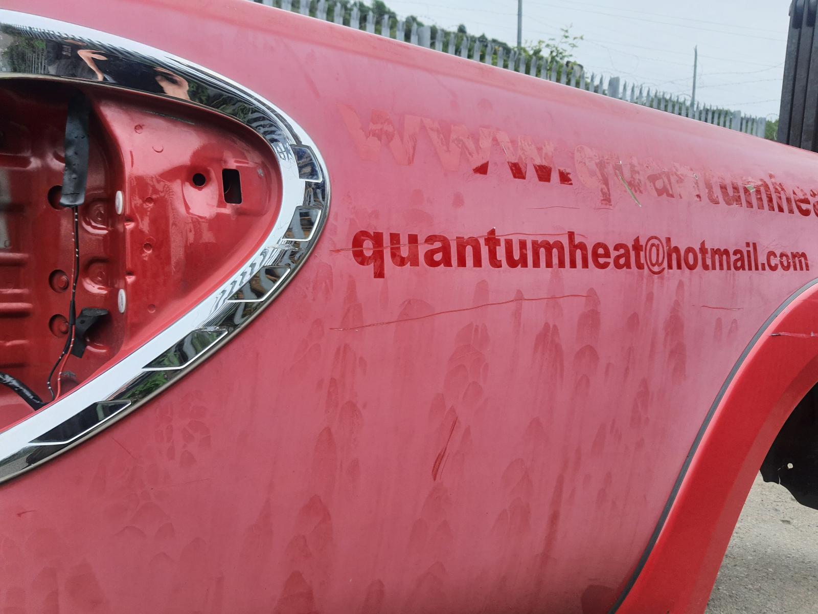 View Auto part Bed/Box MITSUBISHI L200 2011