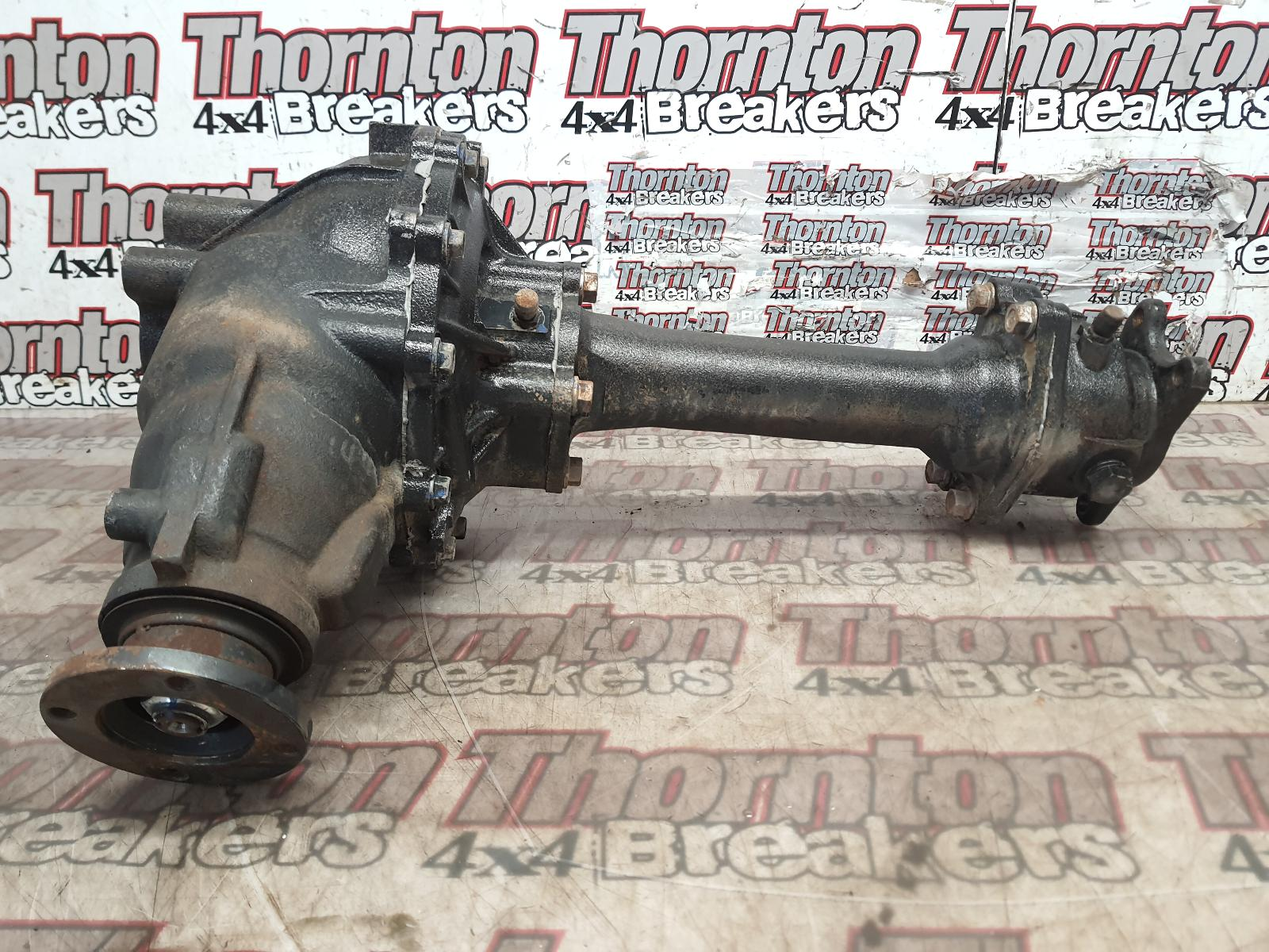 View Auto part Differential Assembly GREAT WALL MOTORS STEED 2013