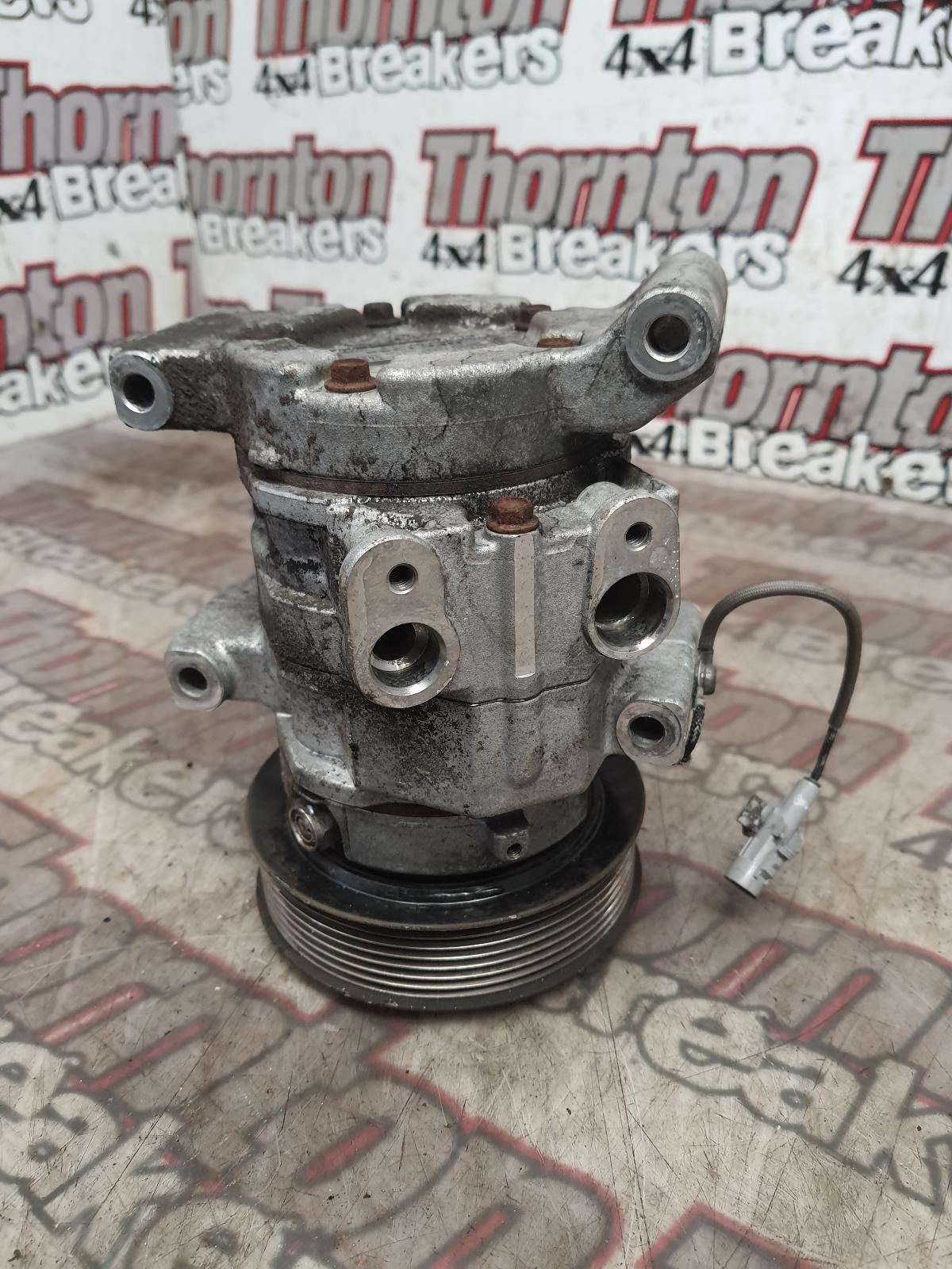 View Auto part Compressor TOYOTA HILUX 2013