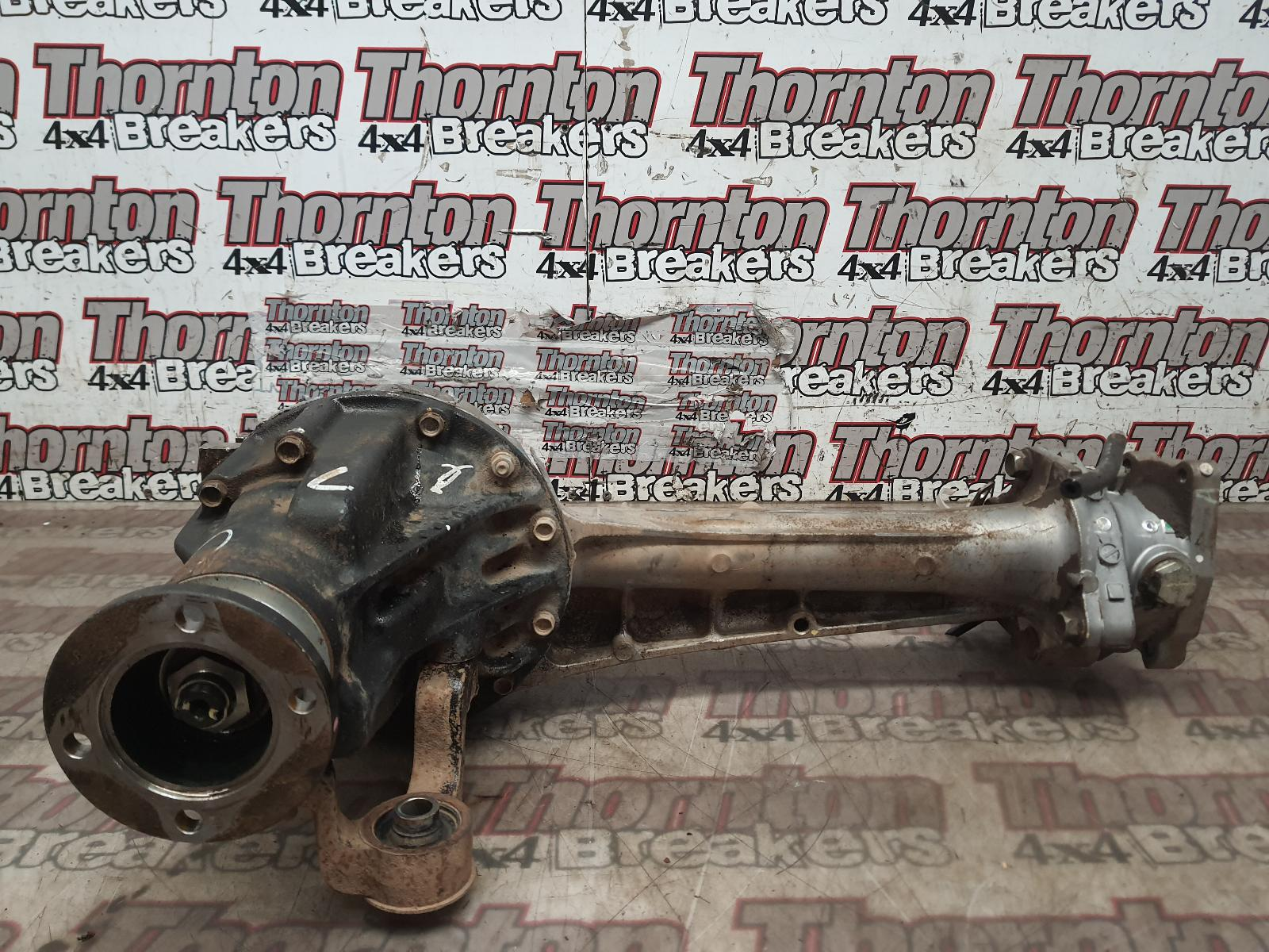 View Auto part Differential Assembly ISUZU D-MAX 2016