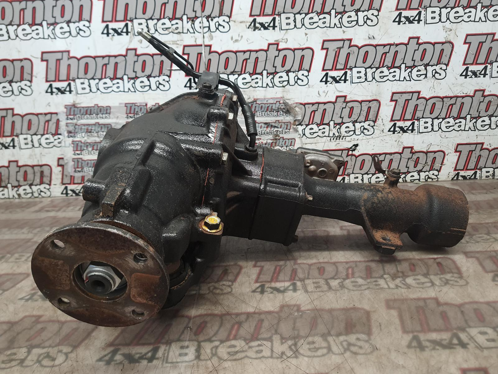 View Auto part Differential Assembly TOYOTA HILUX 2009