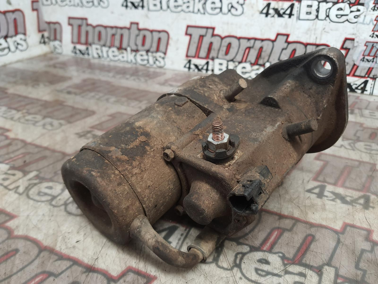 View Auto part Starter Motor TOYOTA HILUX 2009