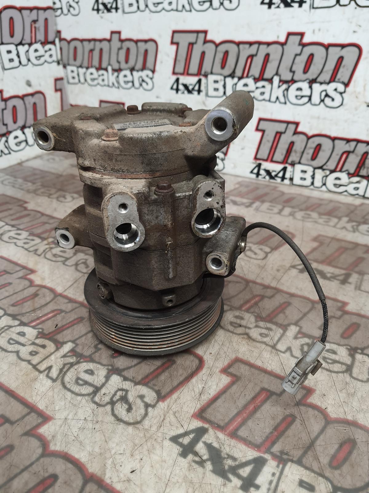 View Auto part Compressor TOYOTA HILUX 2009