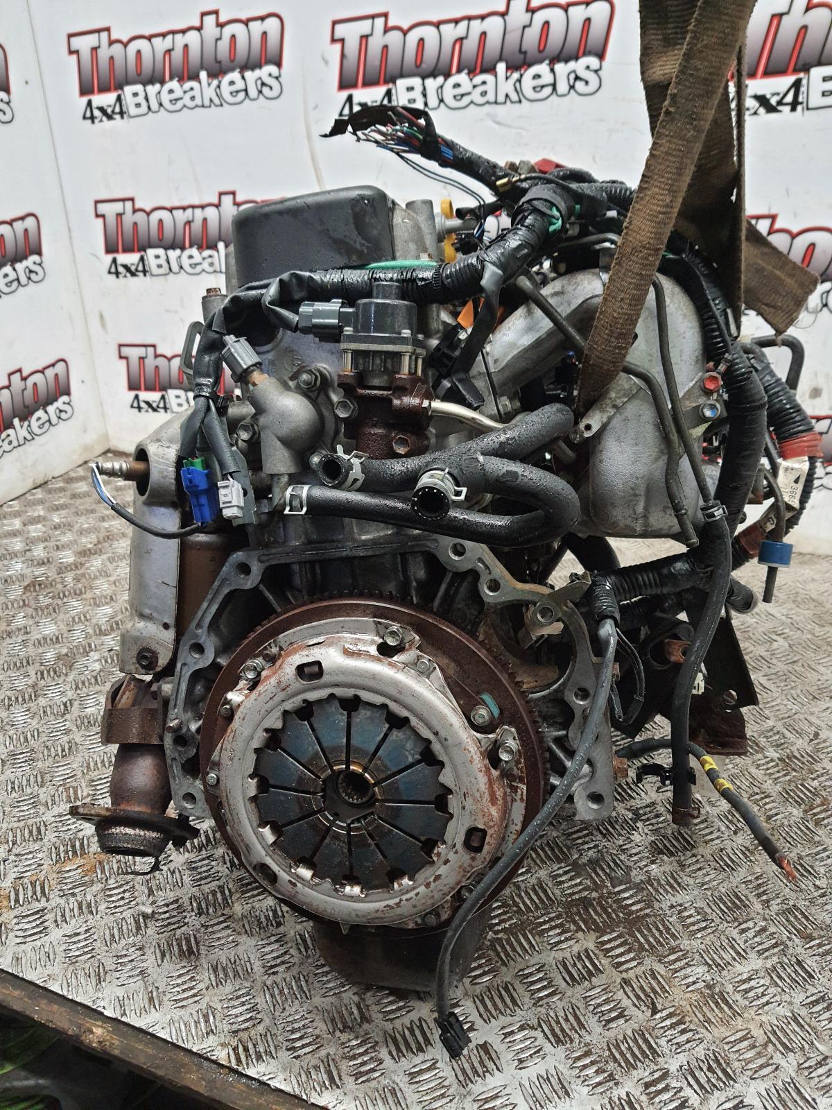 Image for a 2006 SUZUKI JIMNY 1.3 Petrol M13A Engine