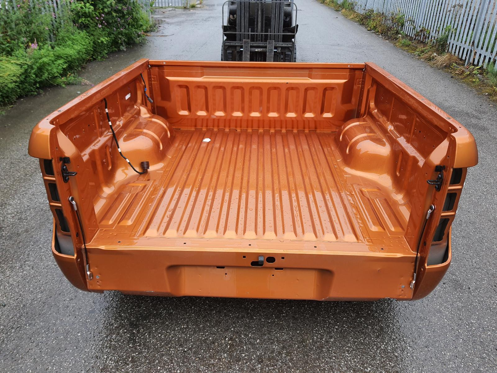 View Auto part Bed/Box FORD RANGER 2019
