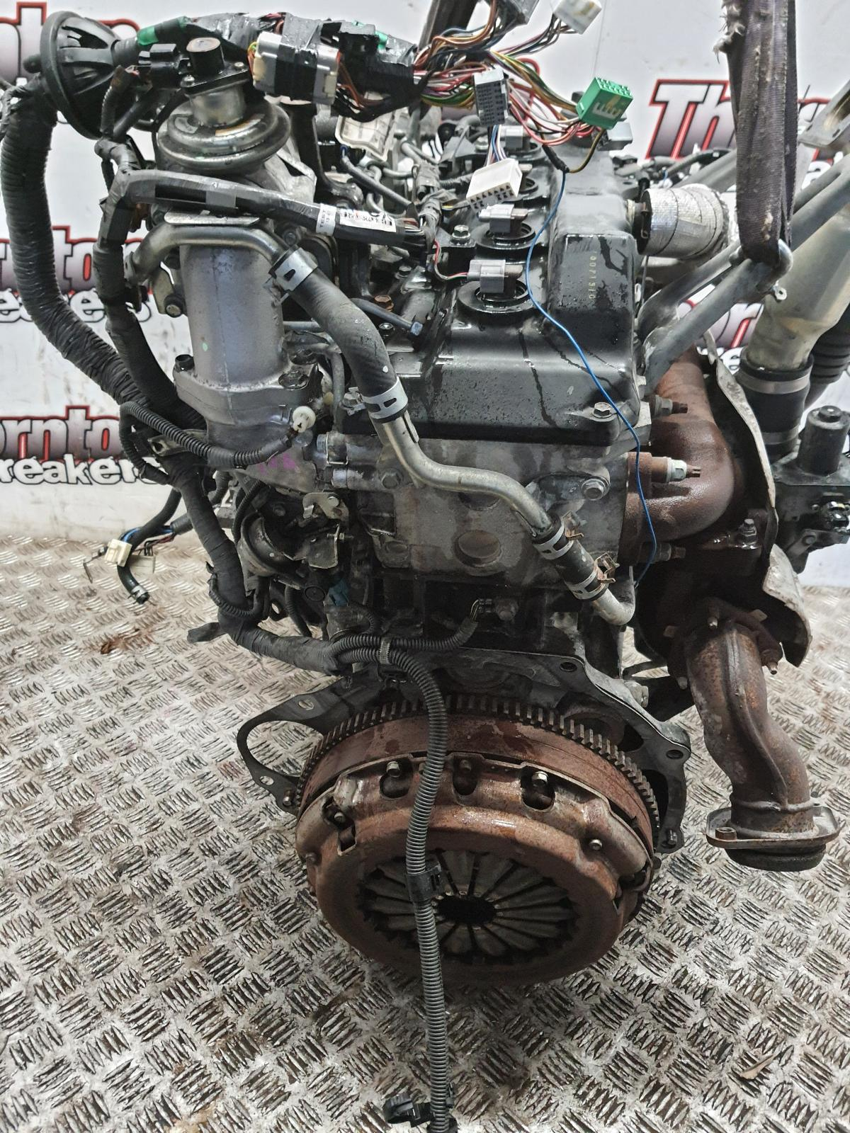 View Auto part Engine TOYOTA HILUX 2010