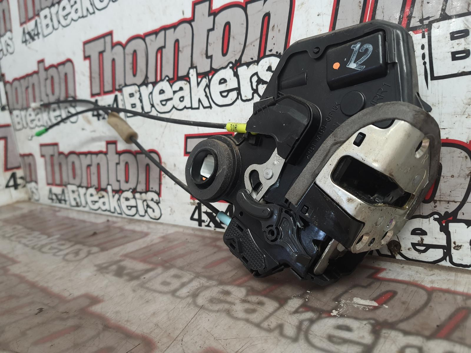 View Auto part Door Lock Assembly TOYOTA HILUX 2011