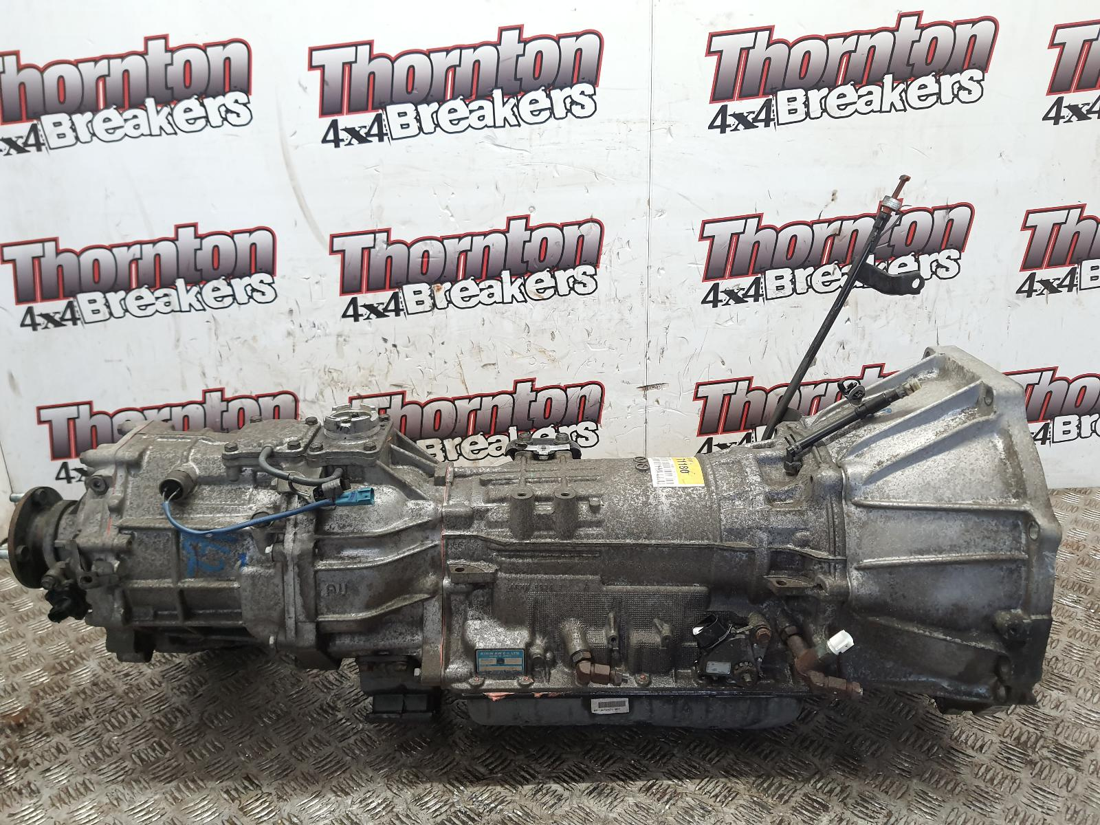 View Auto part Gearbox TOYOTA HILUX 2007