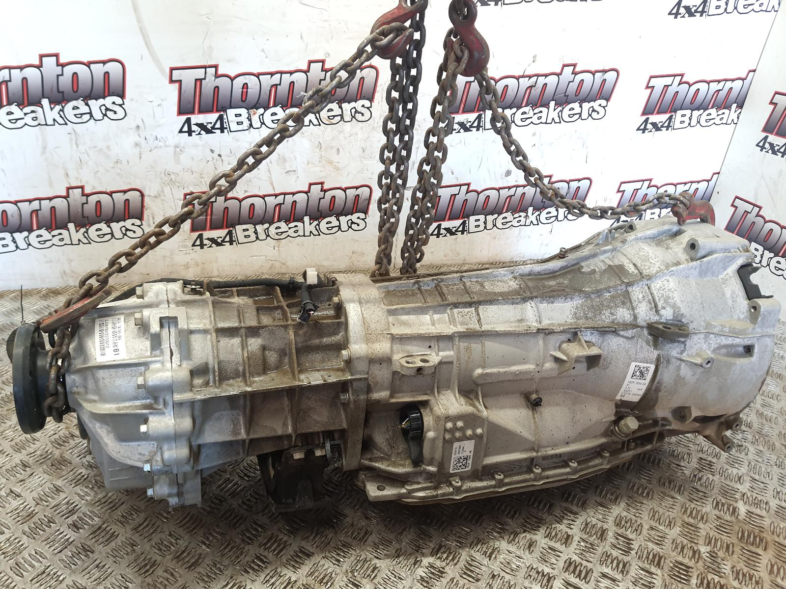 View Auto part Gearbox FORD RANGER 2018