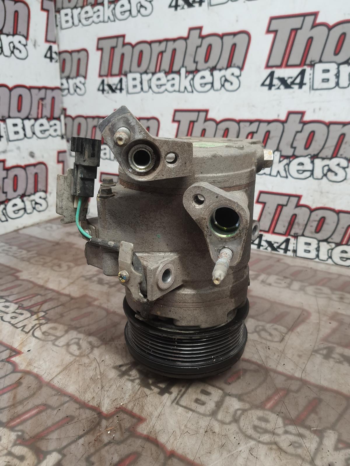View Auto part Compressor FORD RANGER 2018