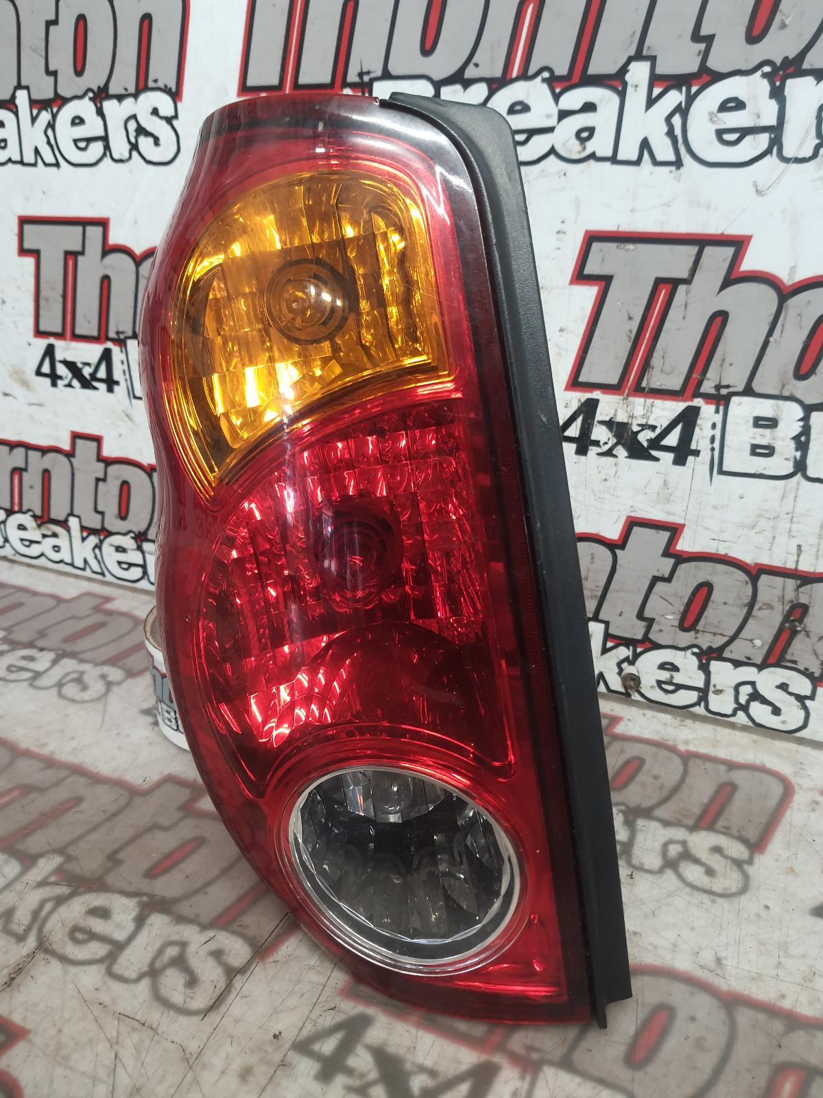 View Auto part L Taillight MITSUBISHI L200 2011