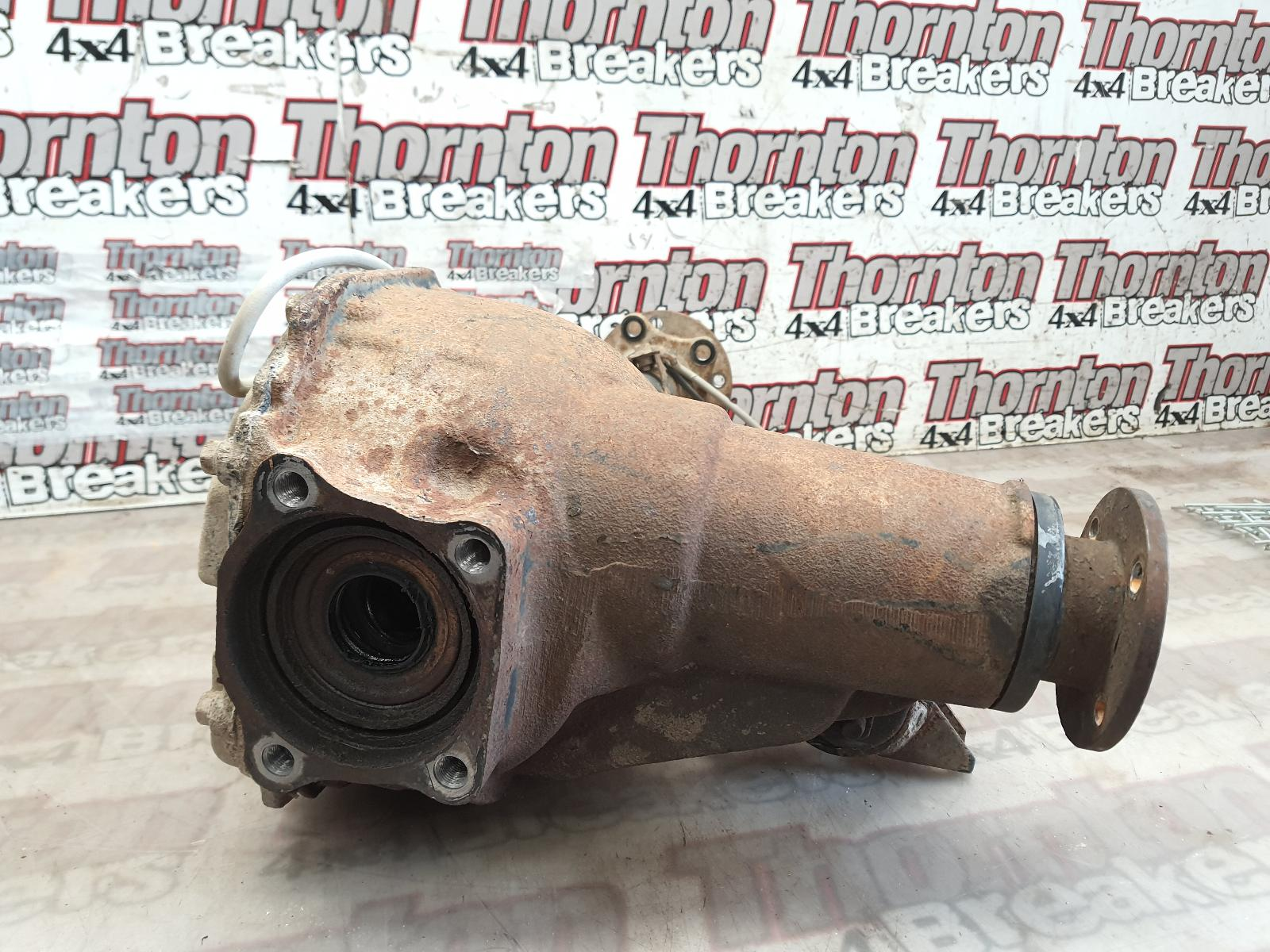 View Auto part Differential Assembly MITSUBISHI L200 2011