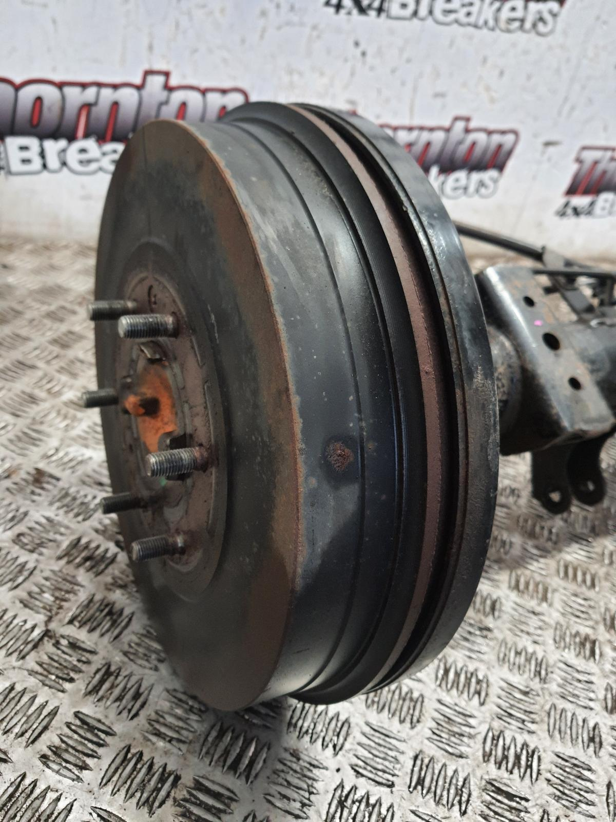 View Auto part Rear Axle Assembly FORD RANGER 2018