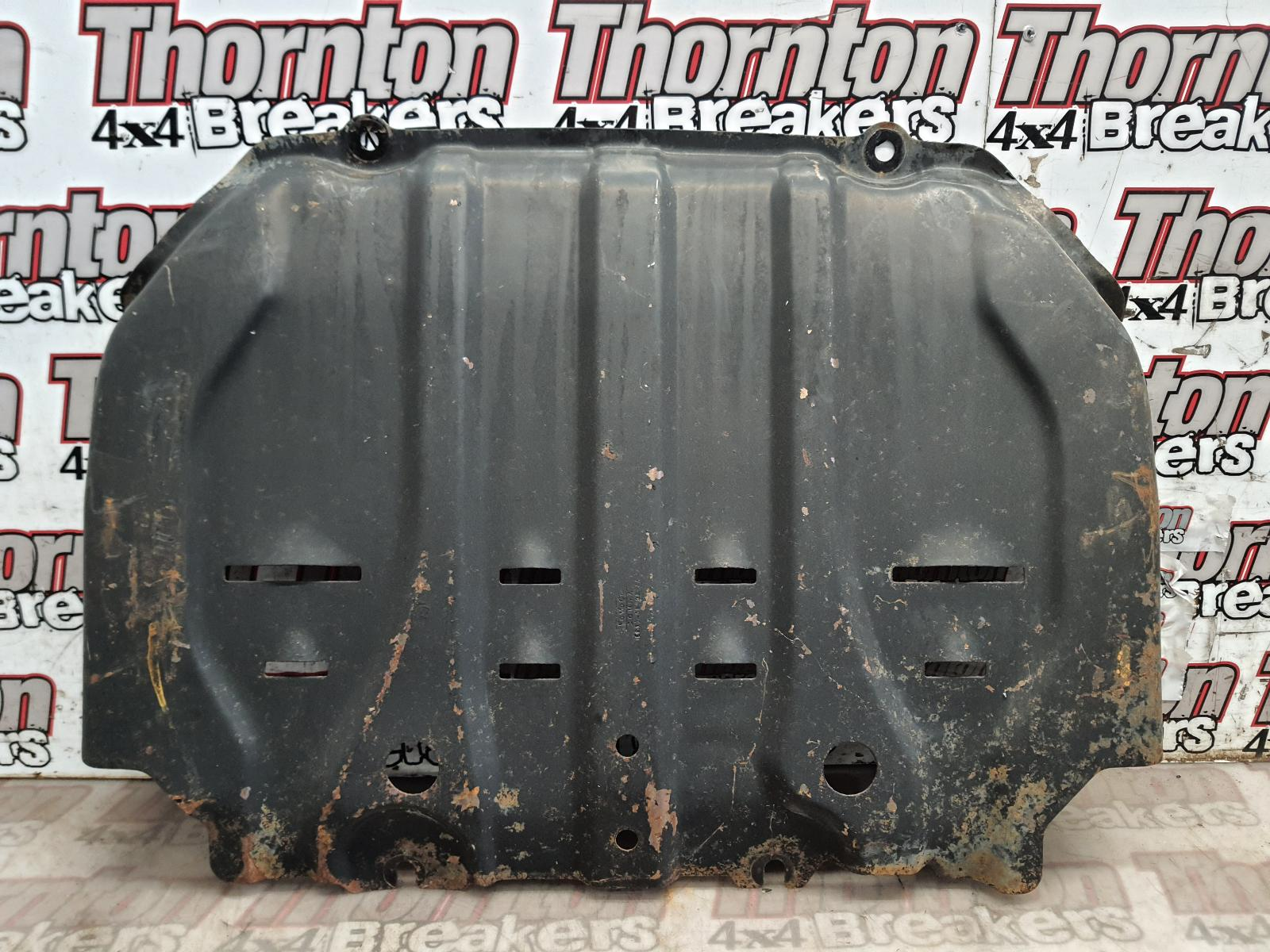View Auto part Engine Undertray FORD RANGER 2018