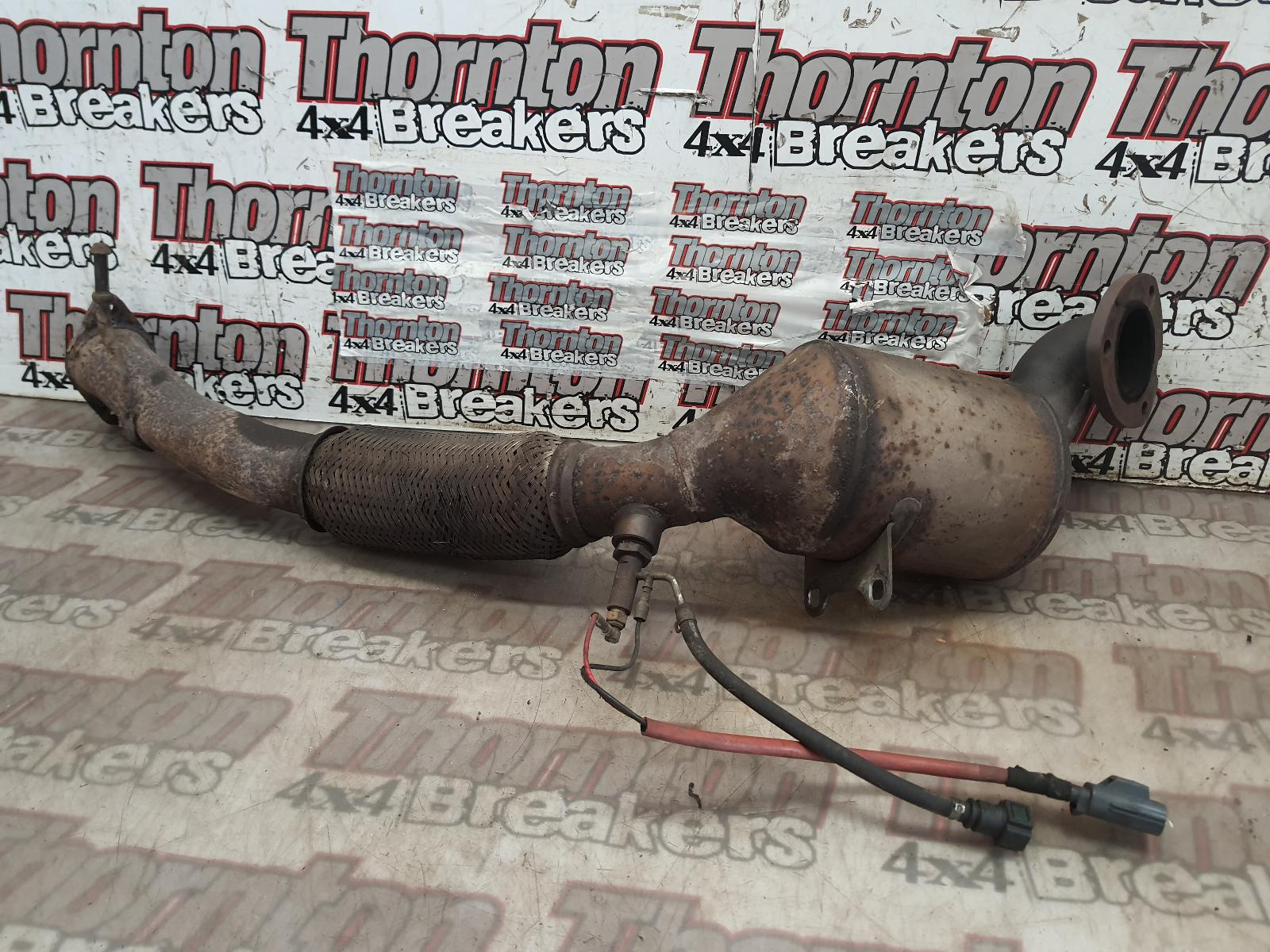 View Auto part Catalytic Converter FORD RANGER 2014