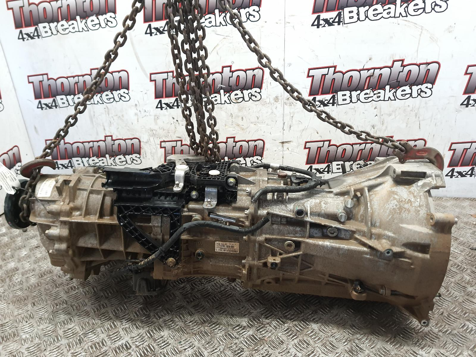 View Auto part Gearbox FORD RANGER 2017