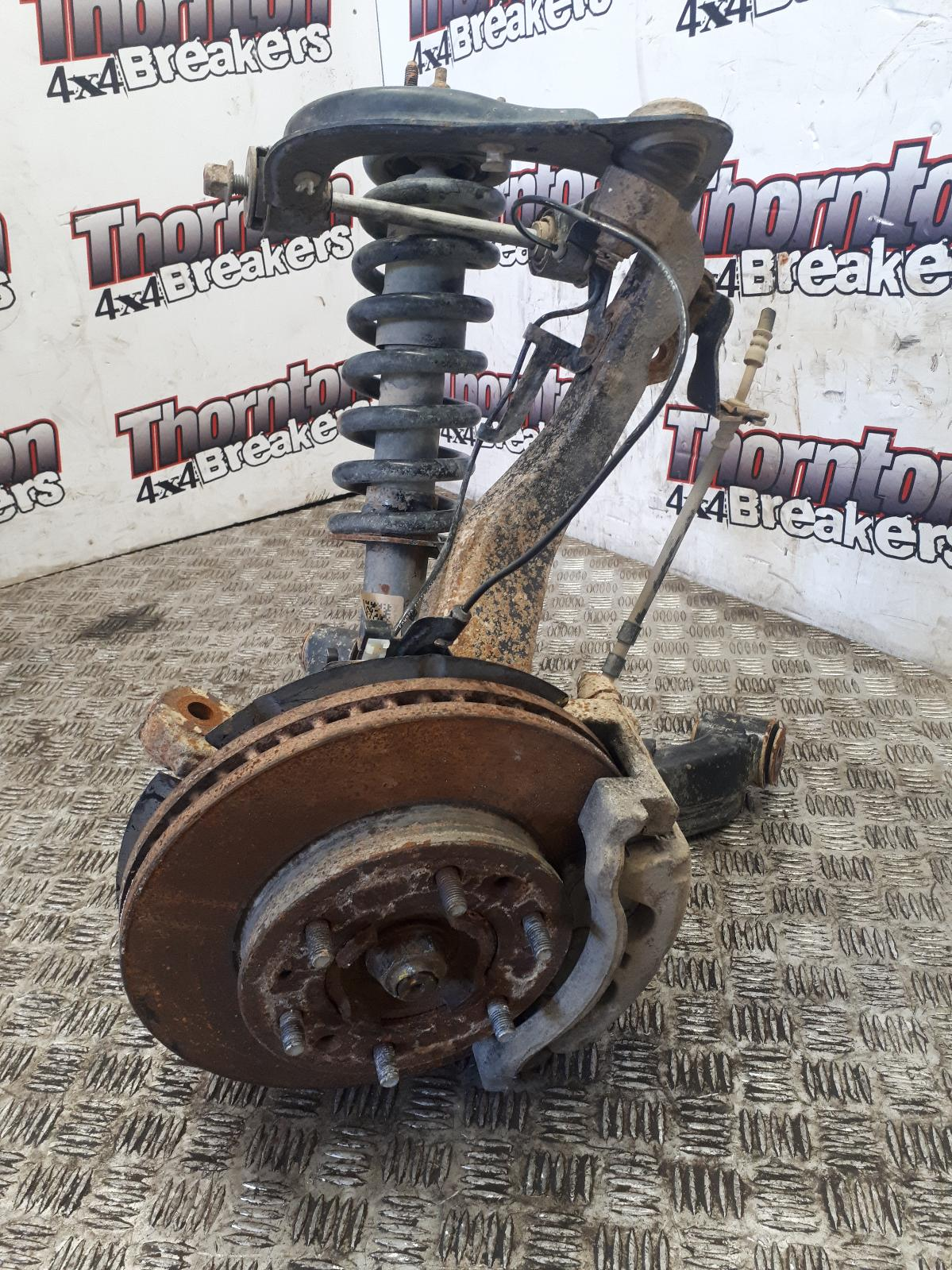 View Auto part LF Hub/Stub Axle Assembly FORD RANGER 2017