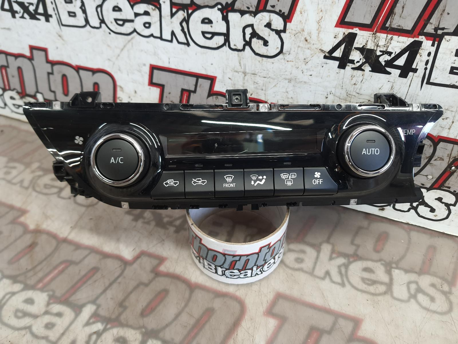 View Auto part Heater/AC Controller TOYOTA HILUX 2021