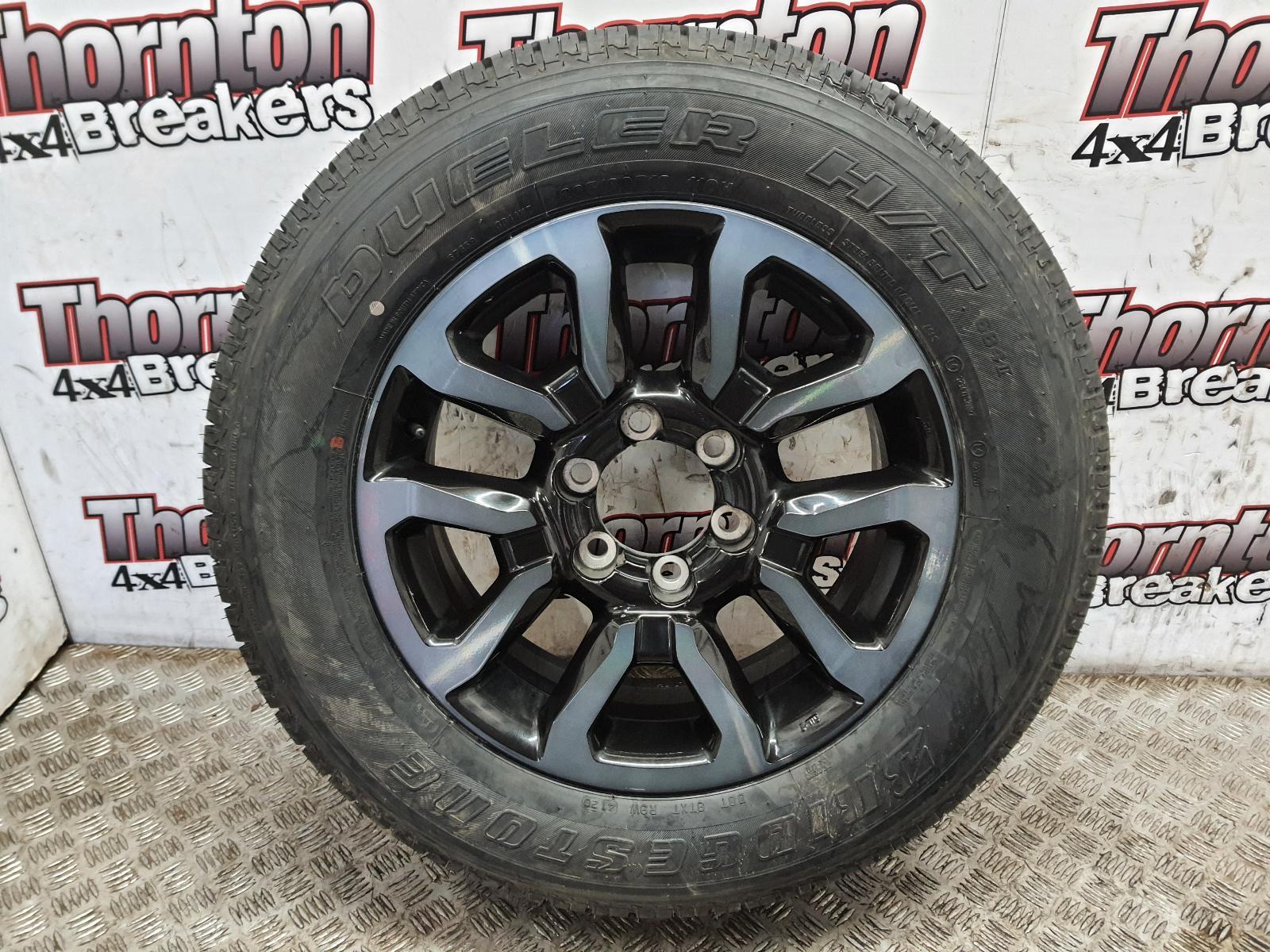 View Auto part Wheel TOYOTA HILUX 2021