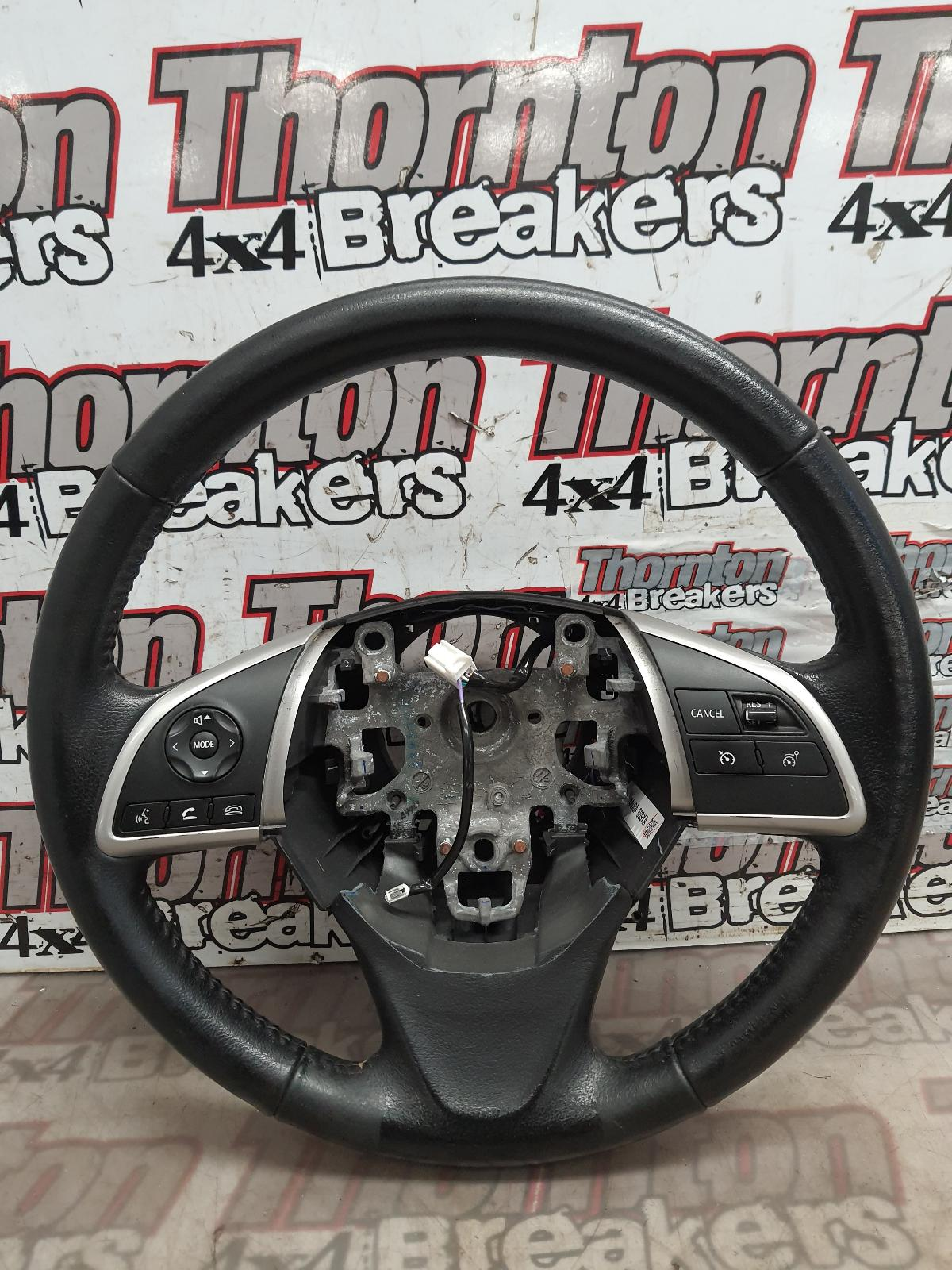 View Auto part Steering Wheel MITSUBISHI L200 2017