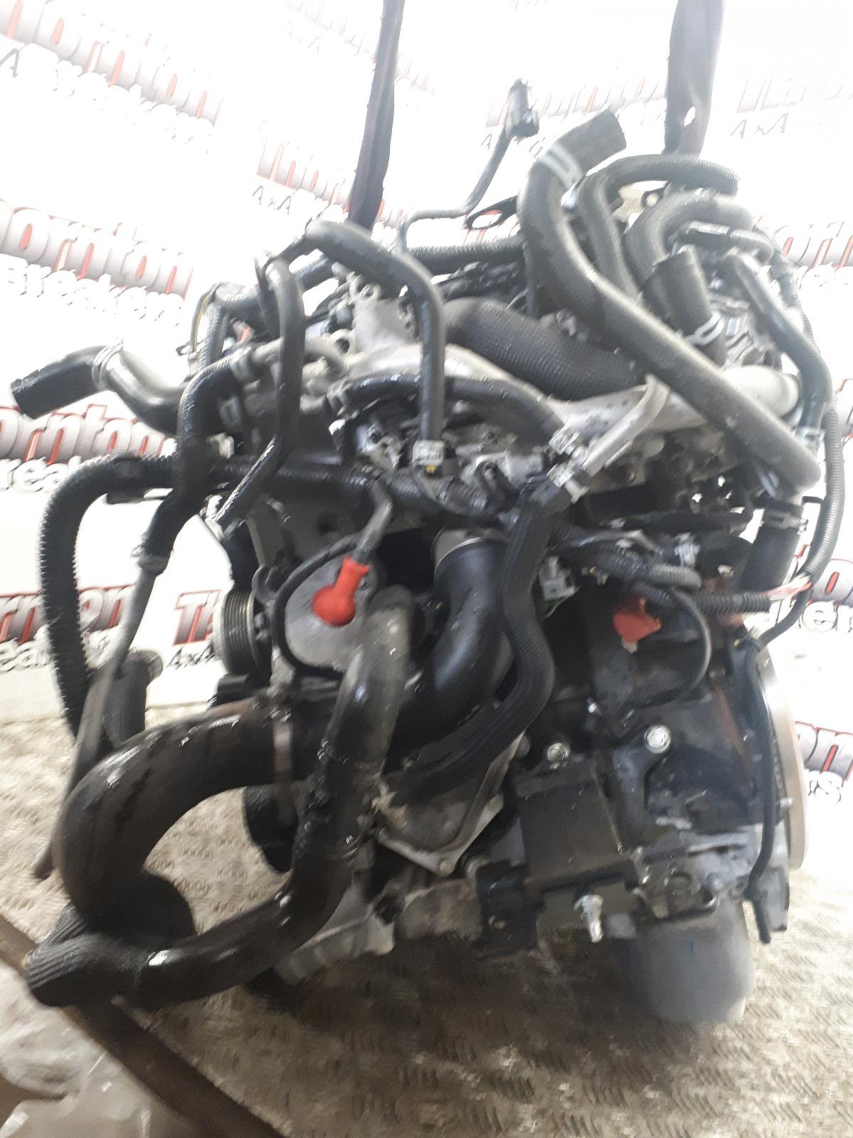 View Auto part Cylinder Block NISSAN NAVARA 2019