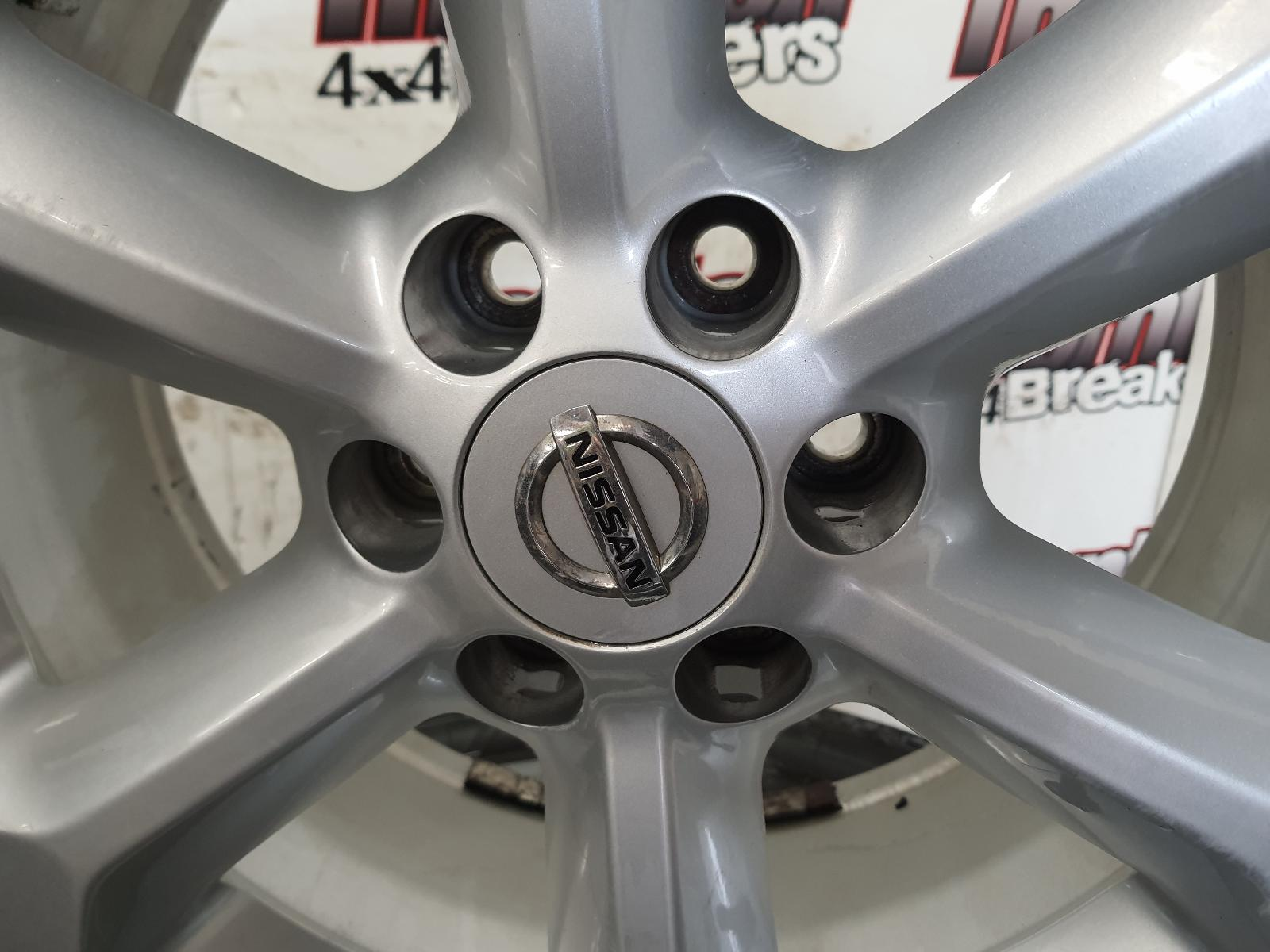 View Auto part Wheel Set NISSAN NAVARA 2009