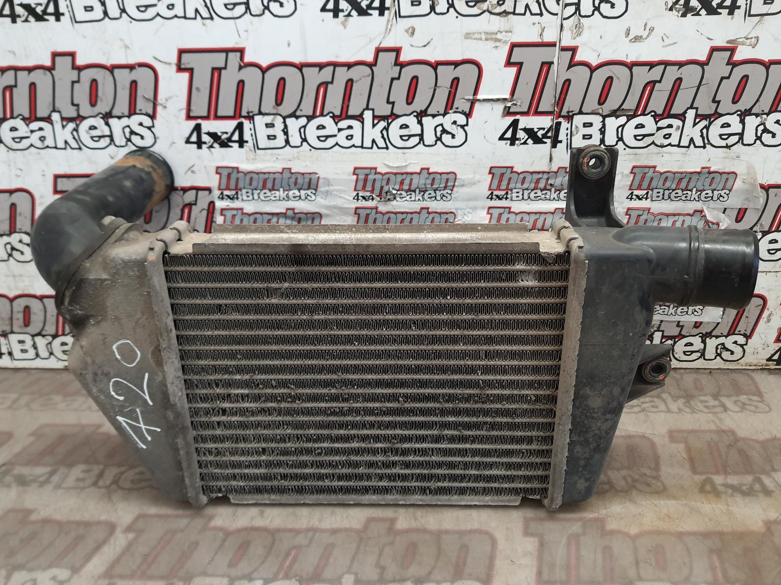 View Auto part Intercooler MITSUBISHI L200 2011