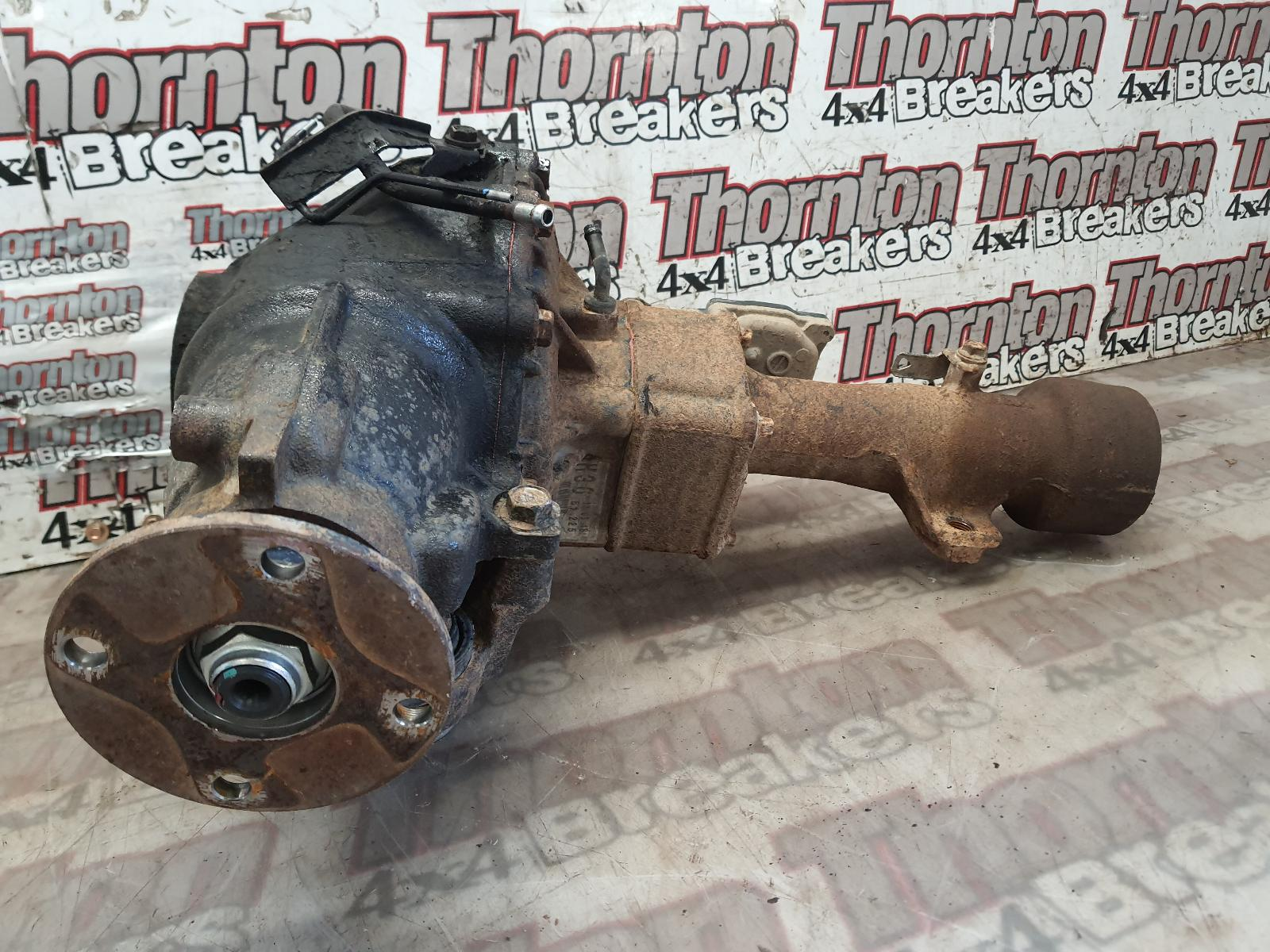 View Auto part Differential Assembly TOYOTA HILUX 2011