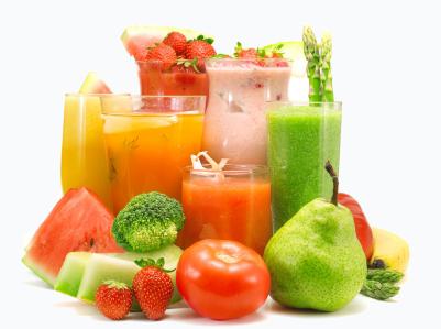 Groente, fruit en superfoods - Groene smoothies maken