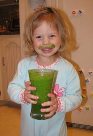 Workshop Natural child - superfoods voor kinderen