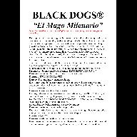 Black Dogs:El Mago Milenario, libro 3