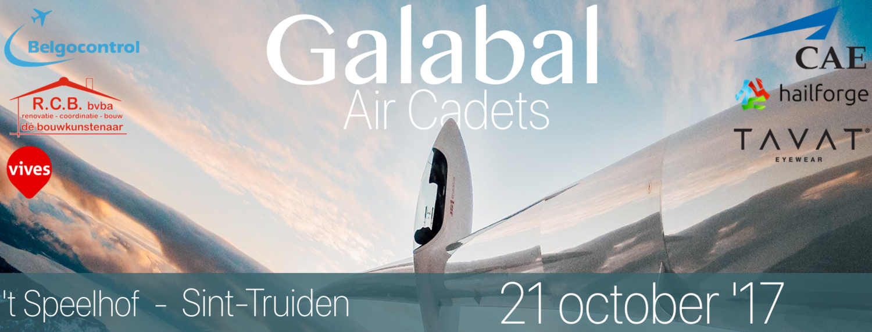 Galabal Royal Belgian Air Cadets