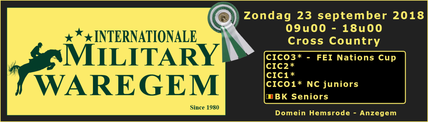 Internationale Military Waregem