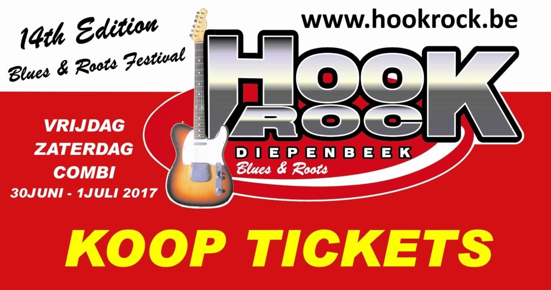 Hookrock Blues & Rootsfestival 2017