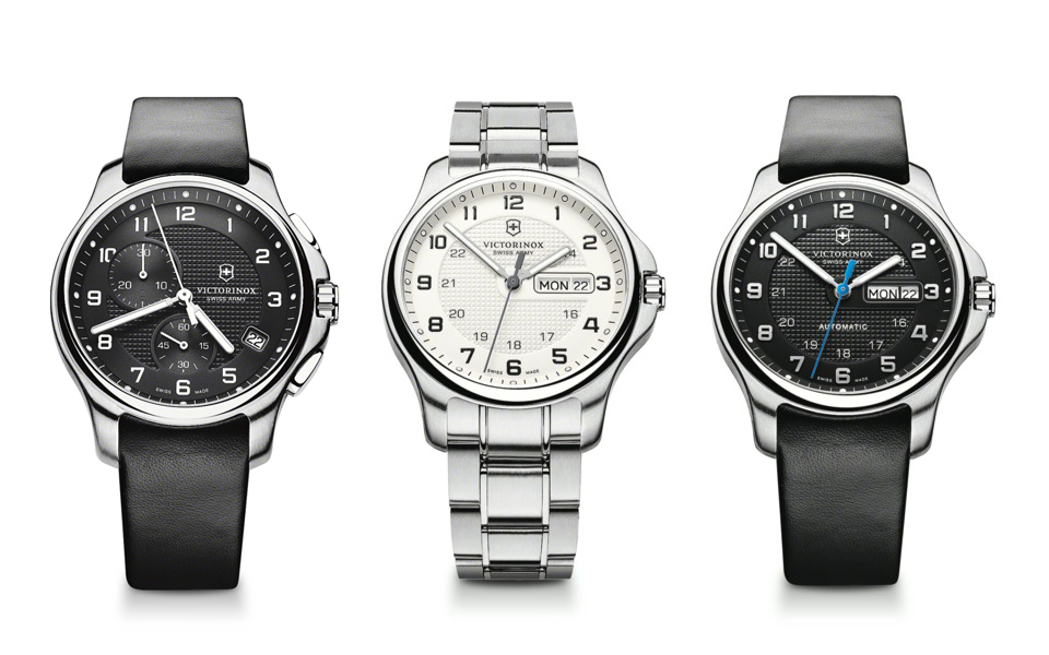 Victorinox Officers 2012