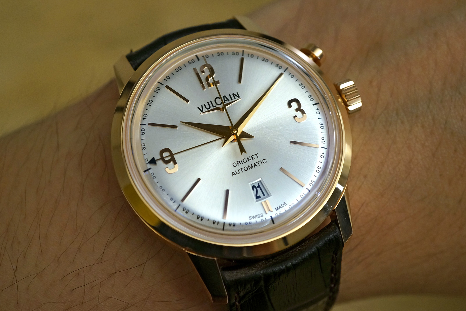 Vulcain 50s Presidents' Watch