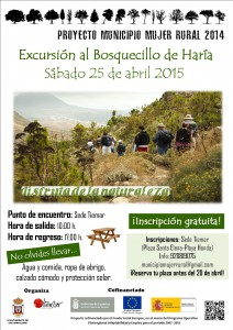Excursion El bosquecillo