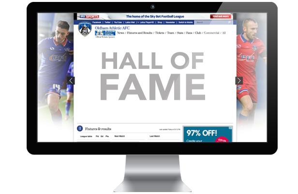 OAFC Website Hall of Fame
