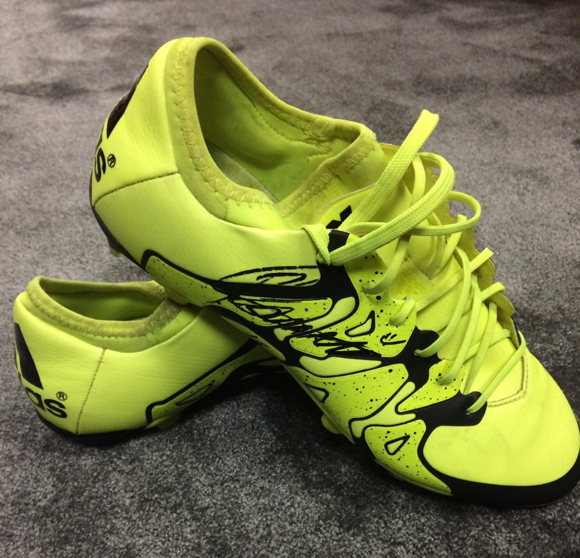 OWN REECE BURKE'S BOOTS!!!