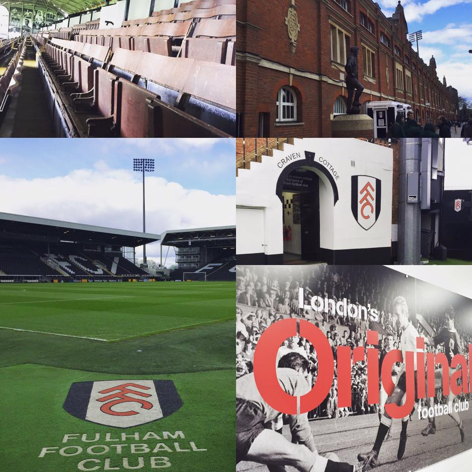 "CHANCE TO WIN: 2 TICKETS FOR DIRECTORS AREA SEATING  PLUS PASSES TO THE ""1975 LOUNGE"" TO WATCH FULHAM PLAYING LAST GAME OF THE SEASON VS BOLTON"
