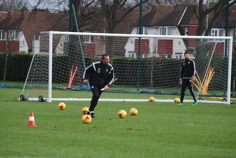 Train like a Fulham First Team Player