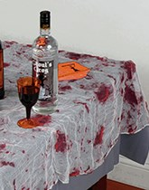 Tableware for Halloween