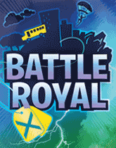 Battle Royal party tableware and decorations