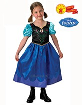 Children's fancy dress costumes with a Disney characters theme.