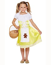 Children's fancy dress costumes for World Book Day.