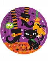 Halloween tableware that won't terrify the tots!